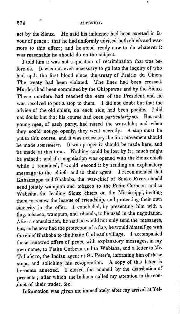 Narrative of an expedition through the upper Mississippi to Itasca Lake, the actual source of this river; embracing an exploratory trip through the St. Croix and Burntwood (or Broule) Rivers, in 1832, under the direction of Henry R. Schoolcraft
