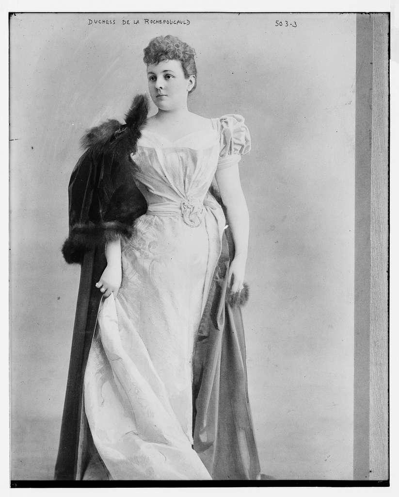 Duchess De La Rochefoucauld