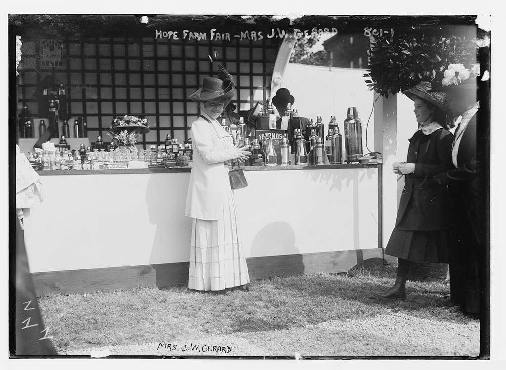 Hope Farm Fair - Mrs. J.W. Gerard