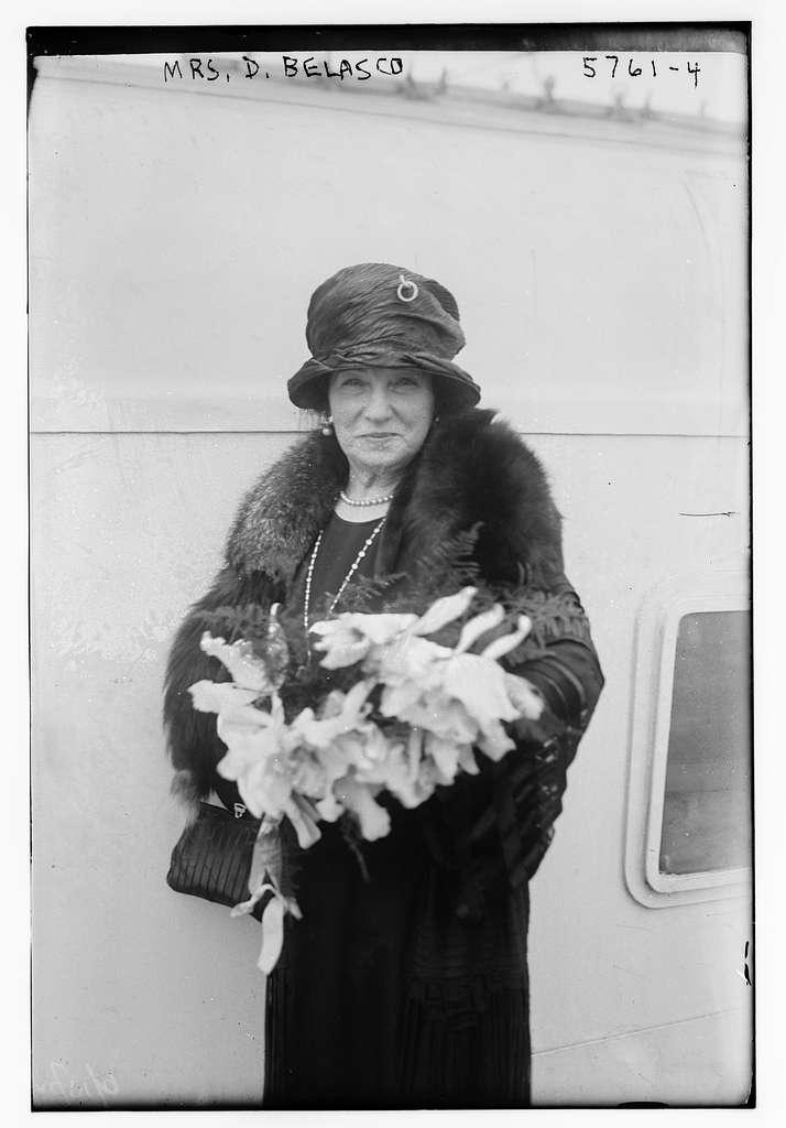 Mrs. D. Belasco