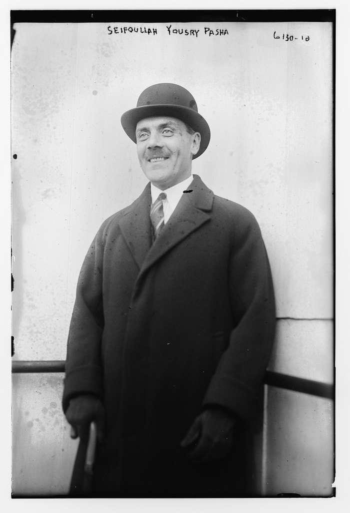 Seifoullah Yousry Pasha