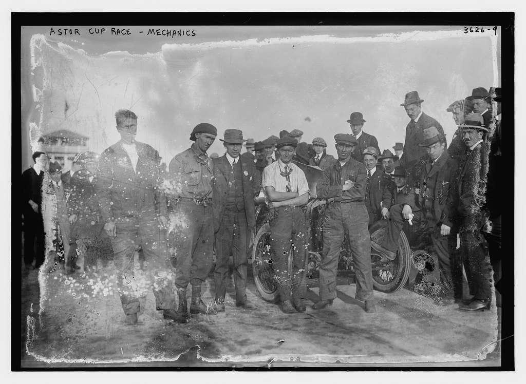 Astor Cup Race -- mechanics