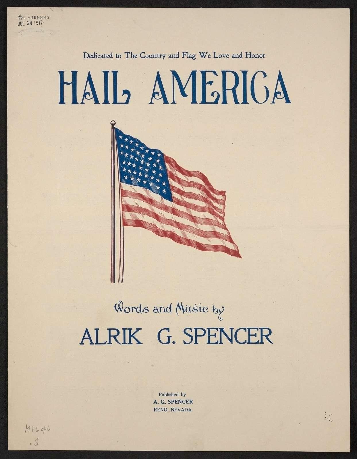 Hail America