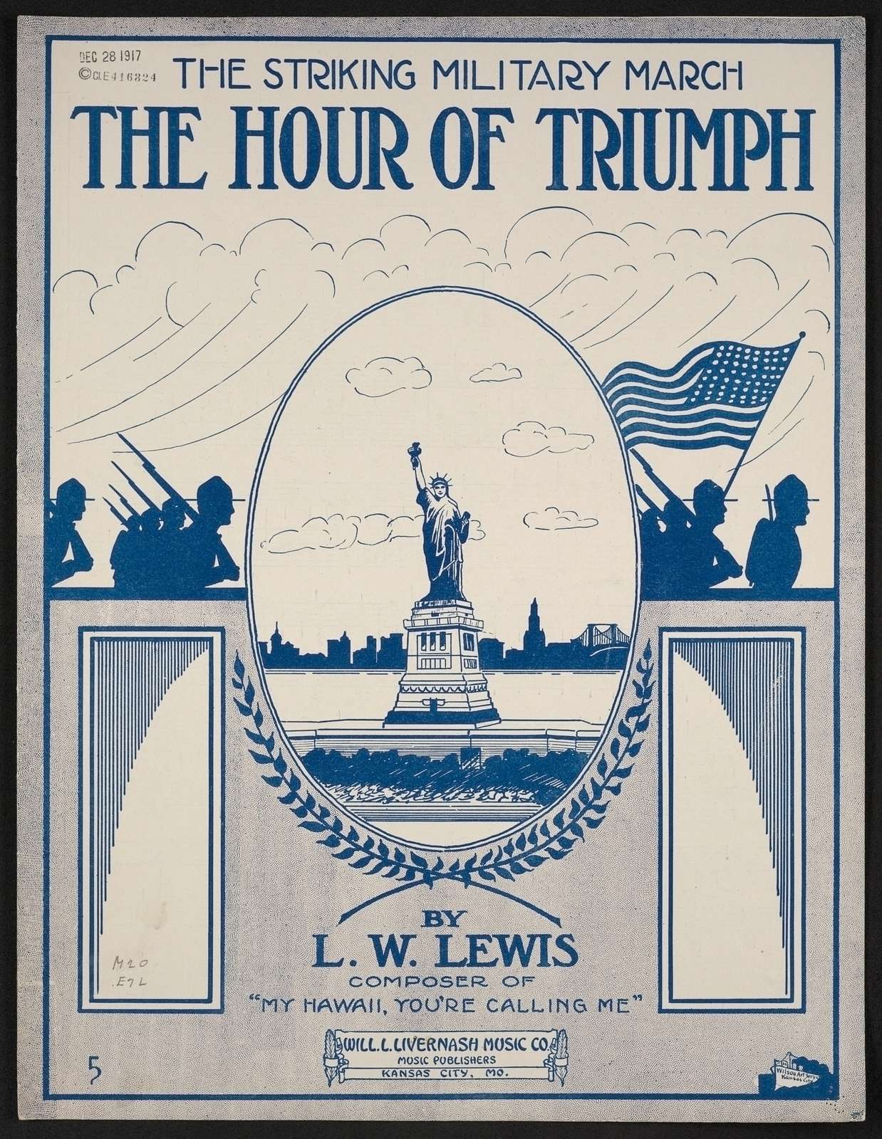 The hour of triumph march