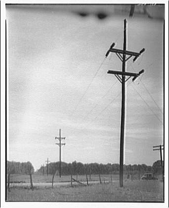 Potomac Electric Power Co. Line construction to Indian Head III