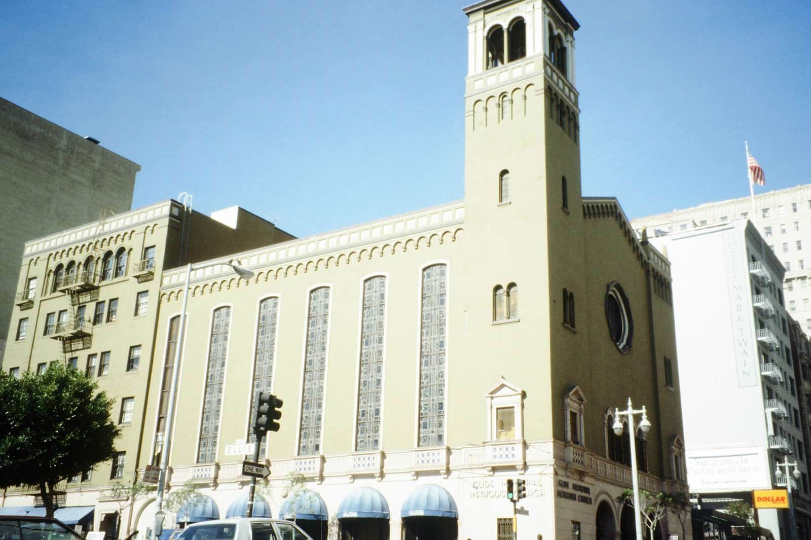 Glide Memorial United Methodist Church, renovation, San Francisco, CA