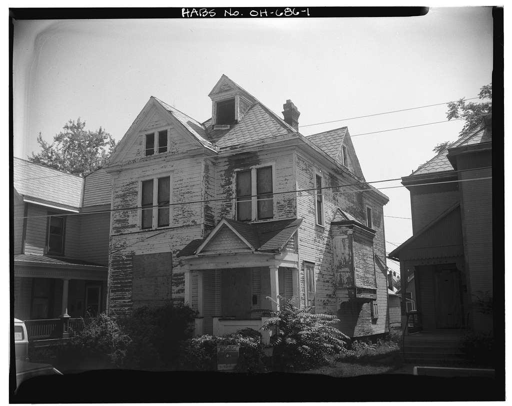 1037 Madison Avenue (House), Columbus, Franklin County, OH