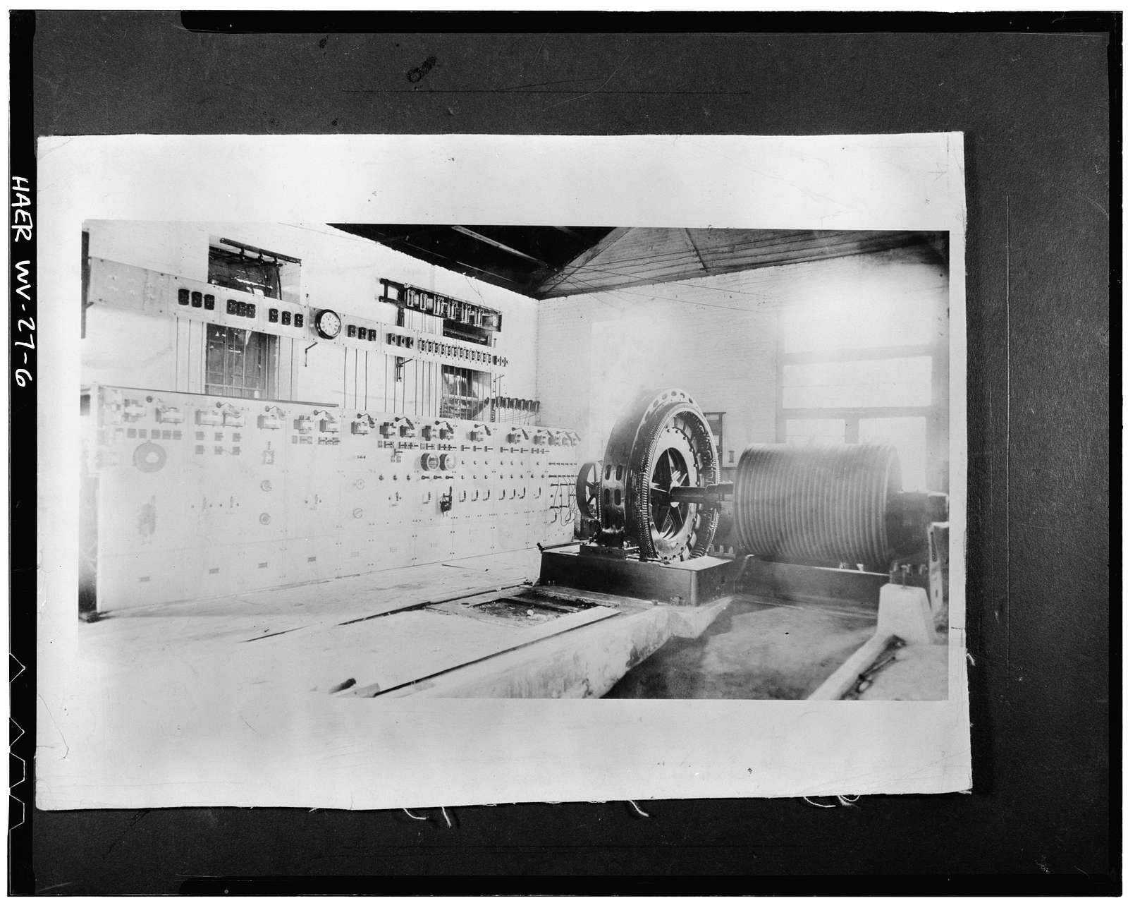 Dam No. 4 Hydroelectric Plant, Potomac River, Martinsburg, Berkeley County, WV
