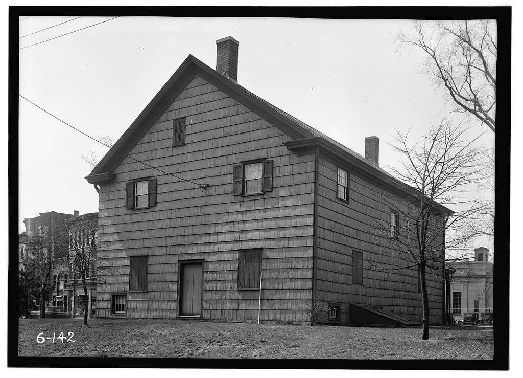 Plainfield Friend's Meetinghouse, Watchung Avenue & East Third Street, Plainfield, Union County, NJ