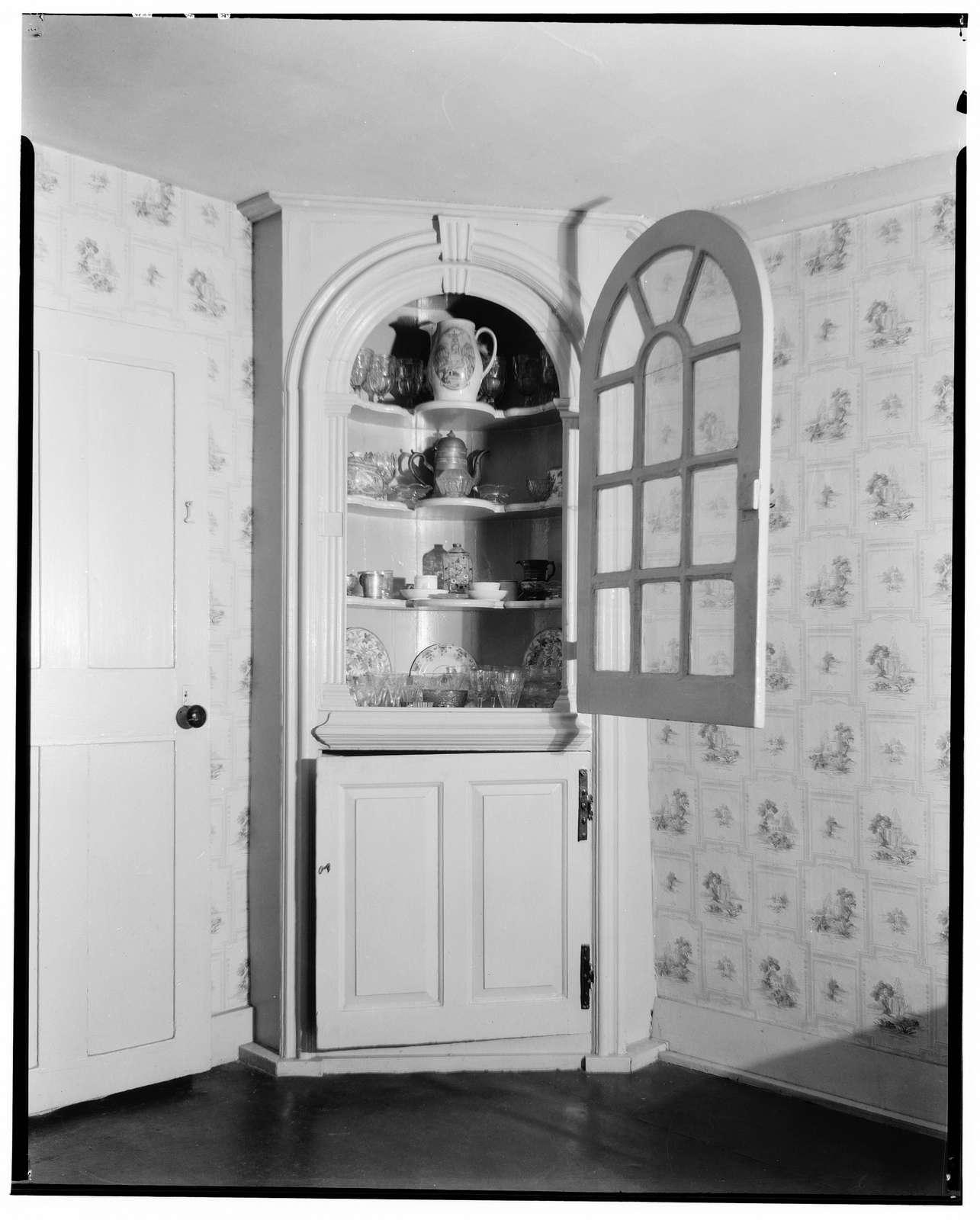 George Blanchard House, 18 Bradbury Avenue, Medford, Middlesex County, MA