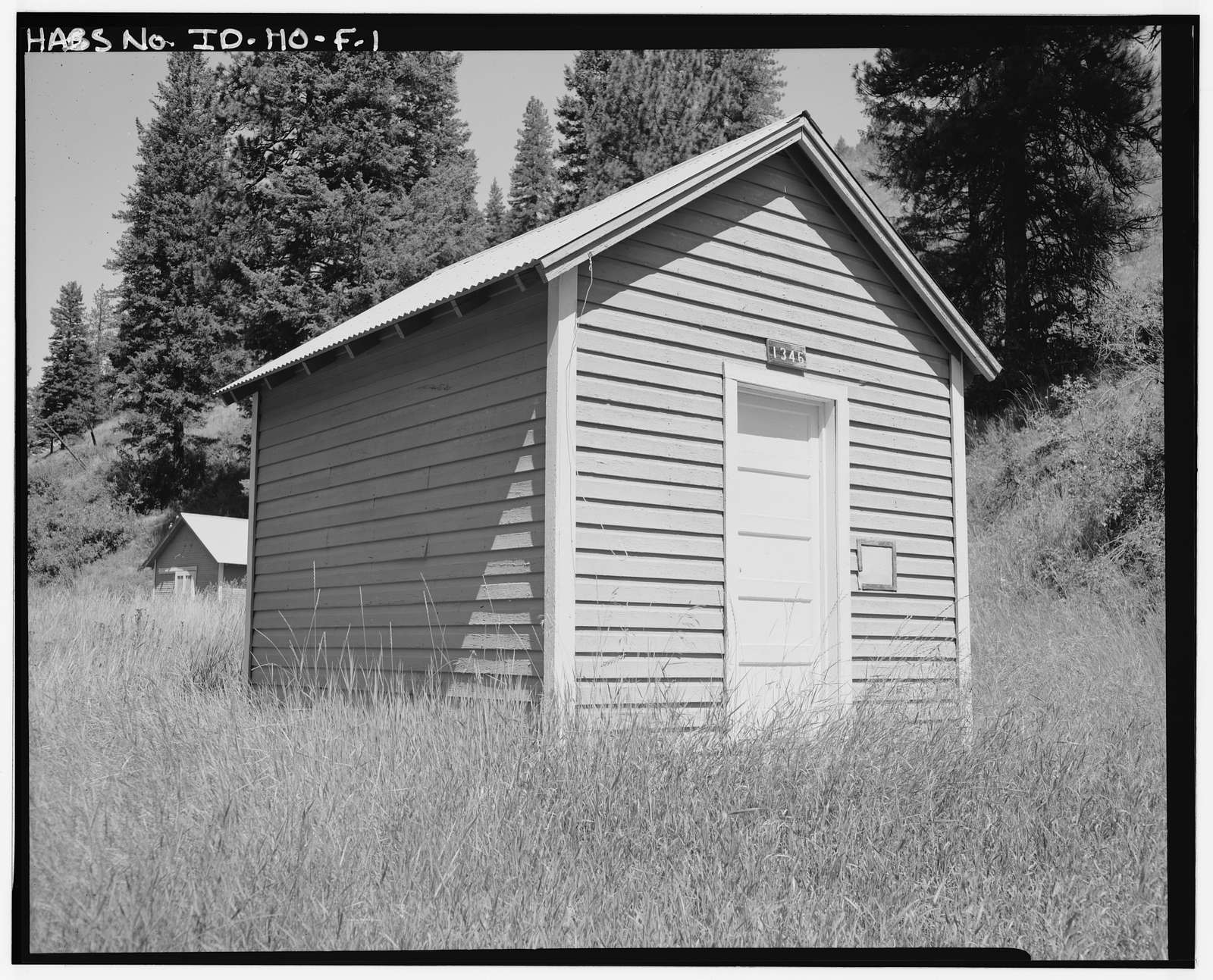 Hornet Ranger Station, Storage Building, Forest Service Road No. 50002, Council, Adams County, ID