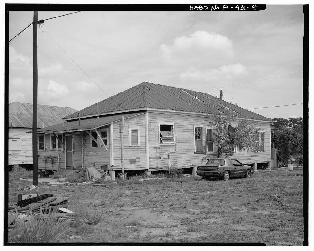 1915 East Fifteenth Avenue (House), Tampa, Hillsborough County, FL