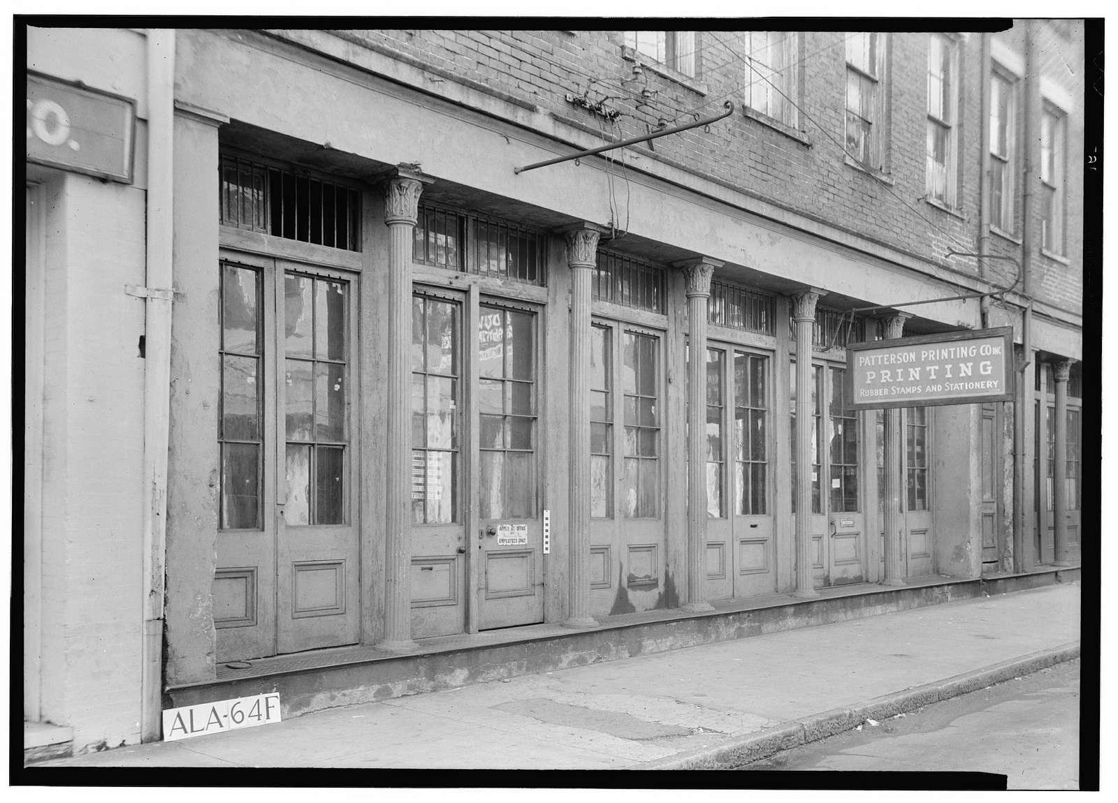 67 Saint Michael Street (Commercial Building), Mobile, Mobile County, AL