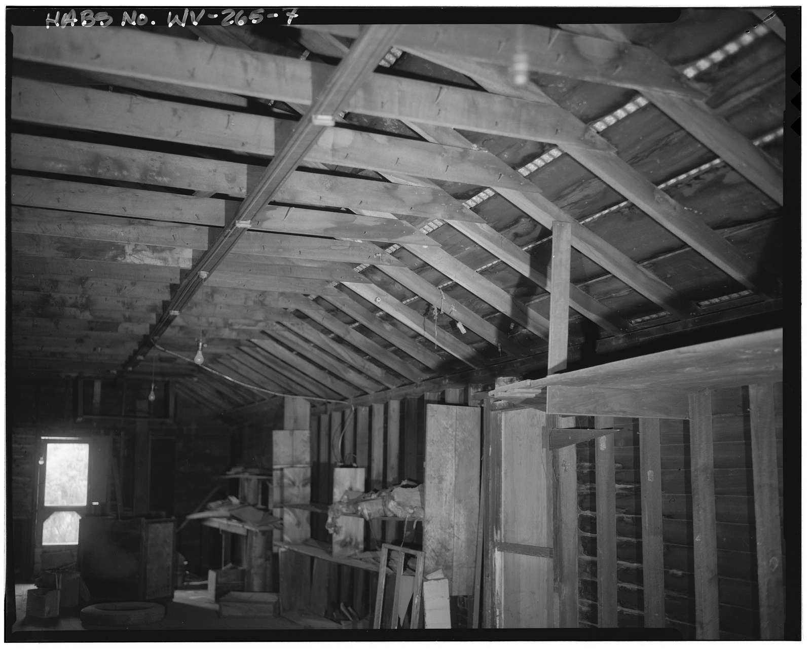 Campbells Creek Coal Company Store, 54 Port Amherst Drive, Campbells Creek vicinity, Charleston, Kanawha County, WV