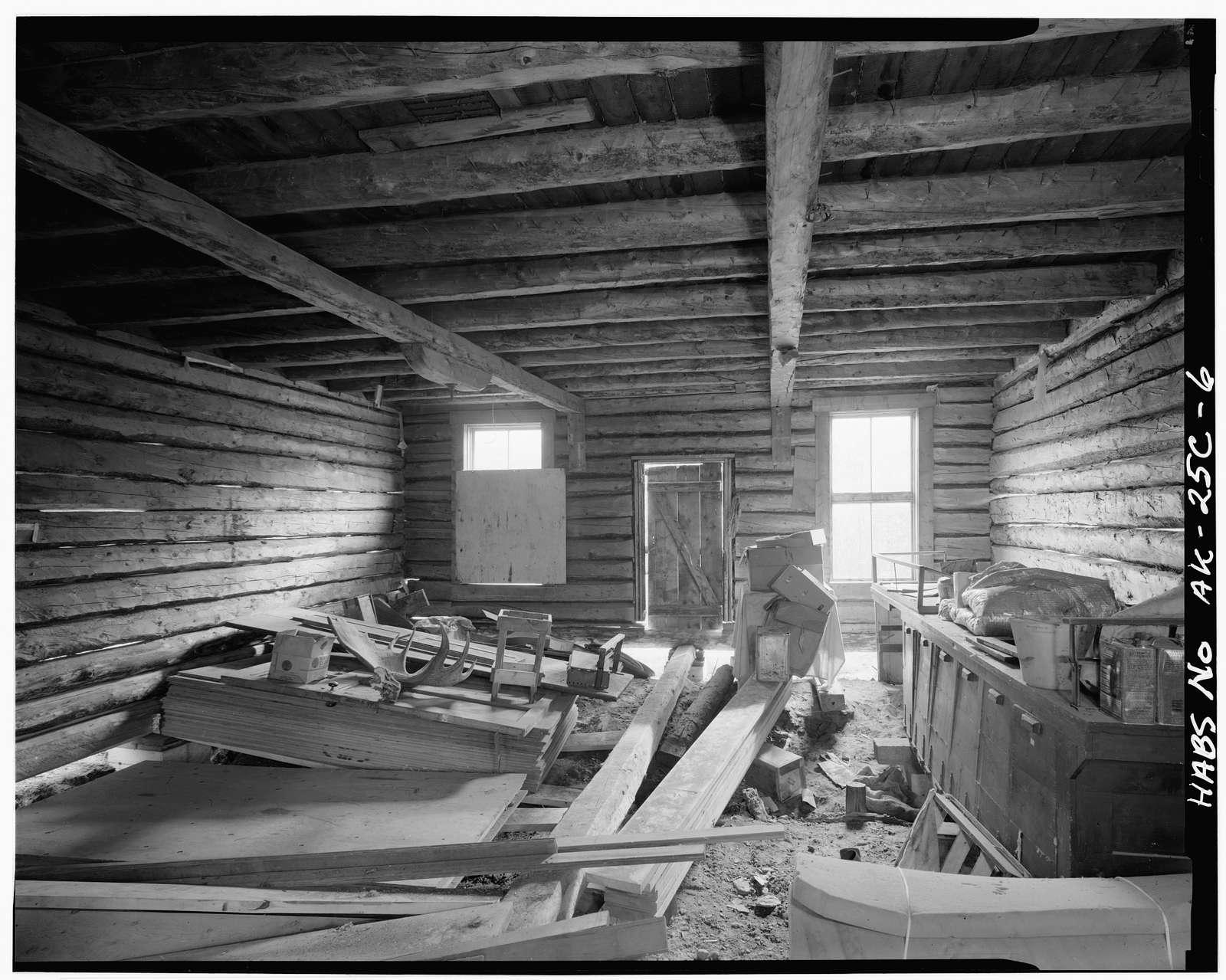 Northern Commercial Company Store, Koyukuk River at Wiseman Creek, Bettles Vicinity, Wiseman, Yukon-Koyukuk Census Area, AK