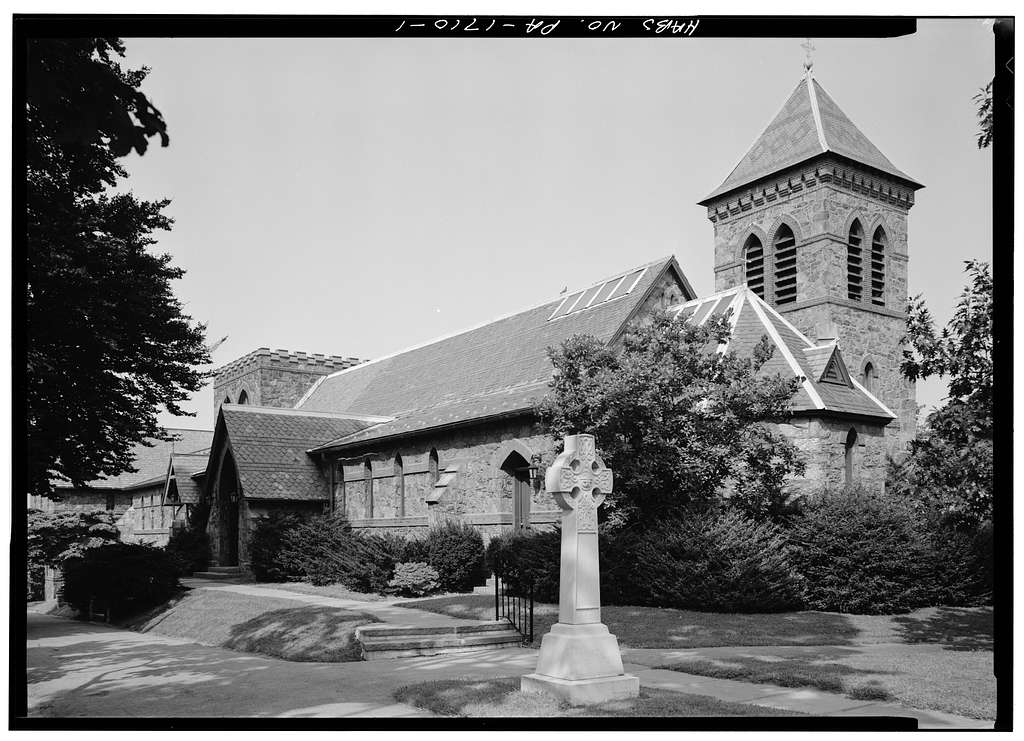St. Timothy's Protestant Episcopal Church, 5720 Ridge Avenue, Philadelphia, Philadelphia County, PA