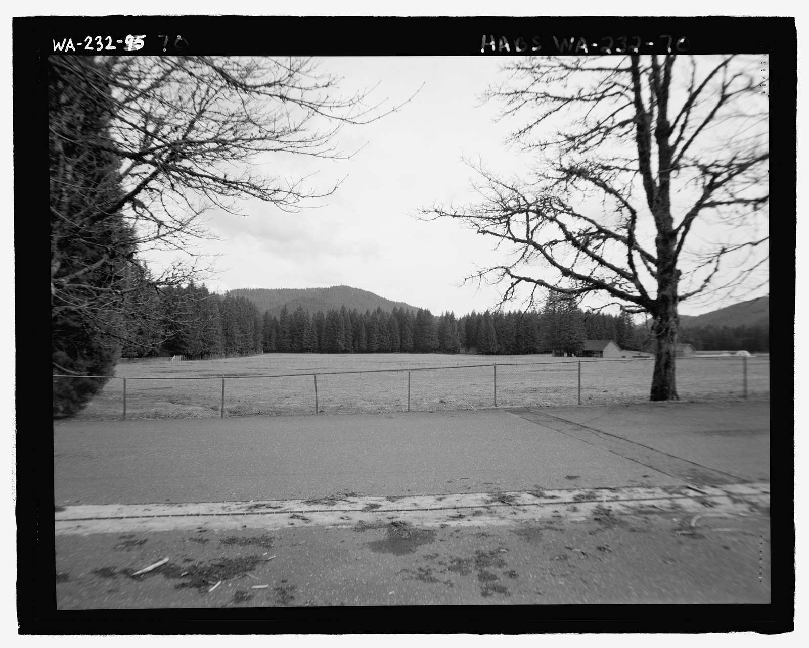 Wind River Administrative Site, Near Lookout Mountain Road, Carson, Skamania County, WA