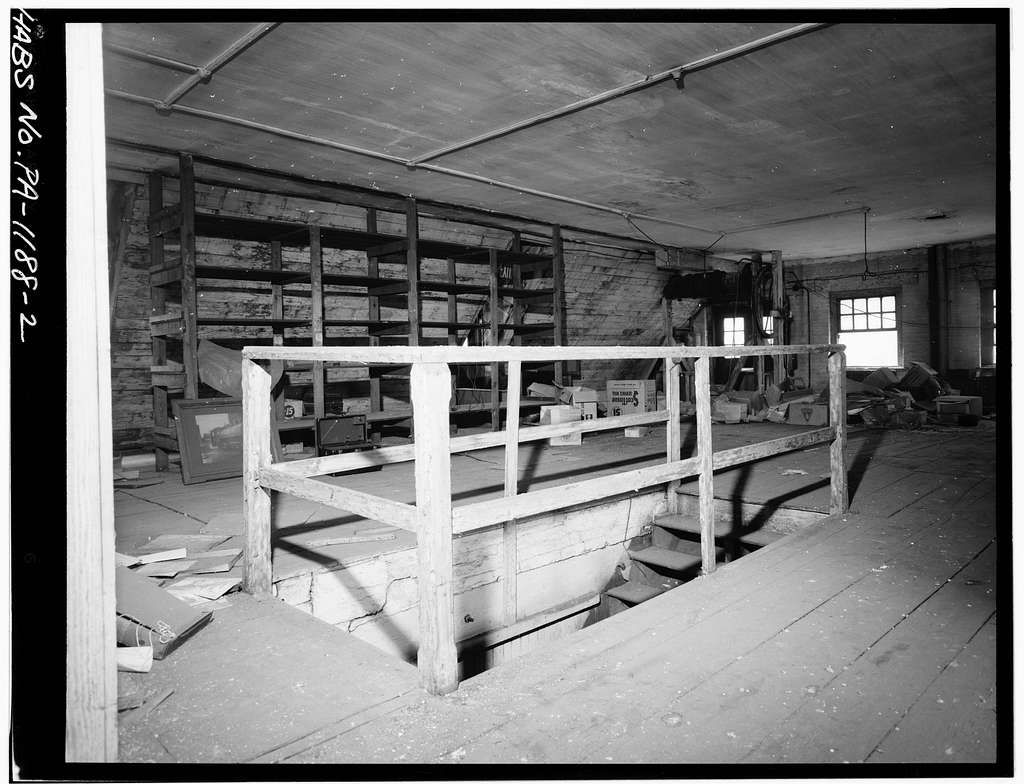 Beck-Care Warehouse, 18-20 South Delaware Avenue, Philadelphia, Philadelphia County, PA