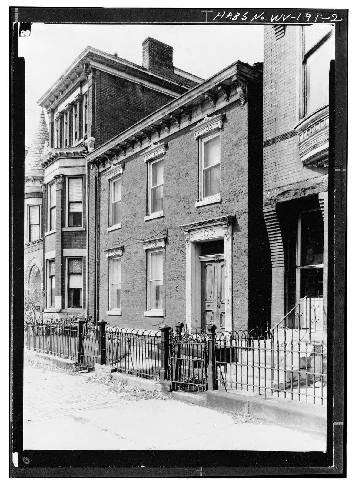Nancy Moore House, 2305 Chapline Street, Wheeling, Ohio County, WV