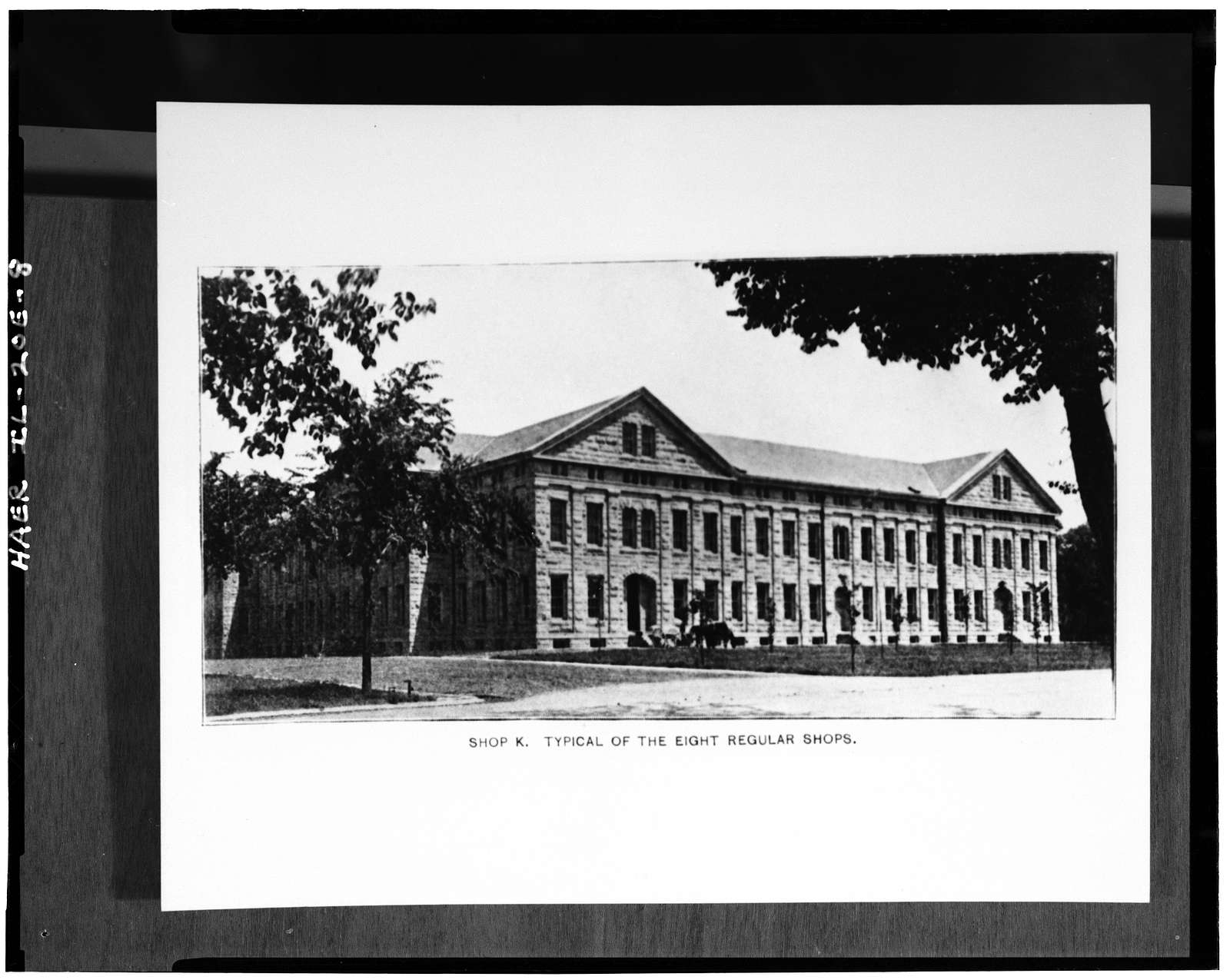 Rock Island Arsenal, Building No. 68, Rodman Avenue between Fourth Street & East Avenue, Rock Island, Rock Island County, IL