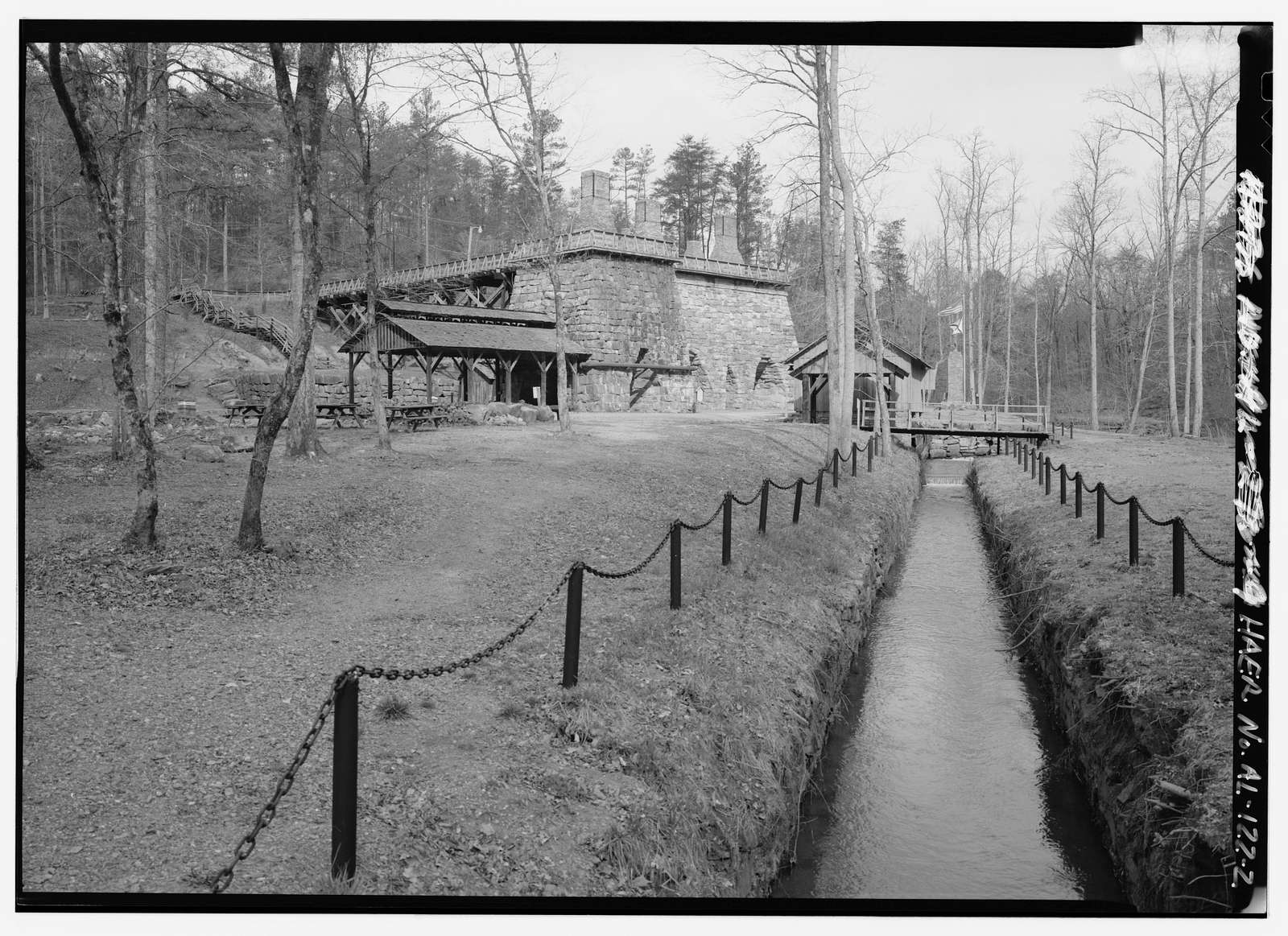 Tannehill Furnace, 12632 Confederate Parkway, Tannehill Historical State Park, Bucksville, Tuscaloosa County, AL