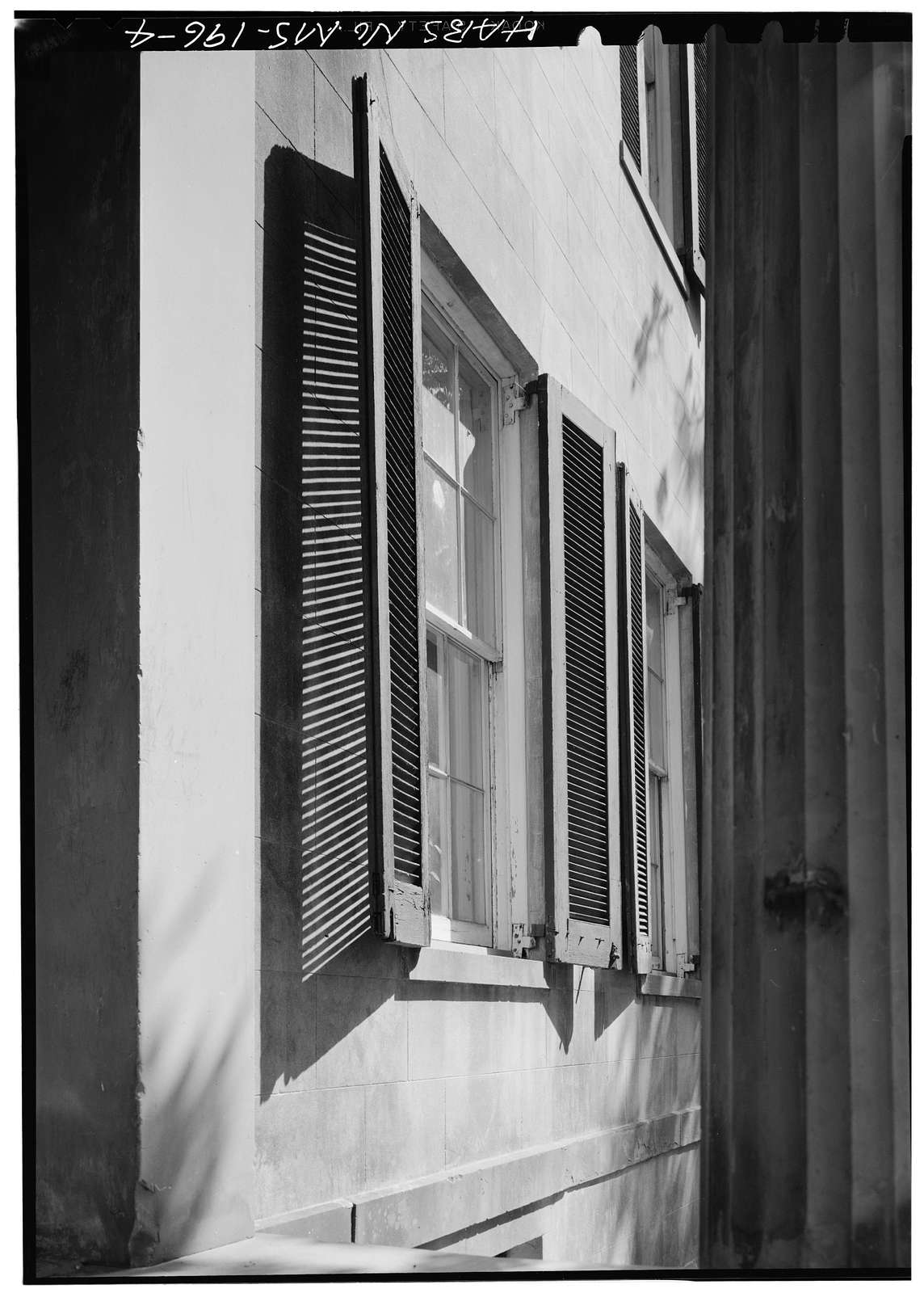 Banker's House, Commercial Bank, 107 South Canal Street, Natchez, Adams County, MS
