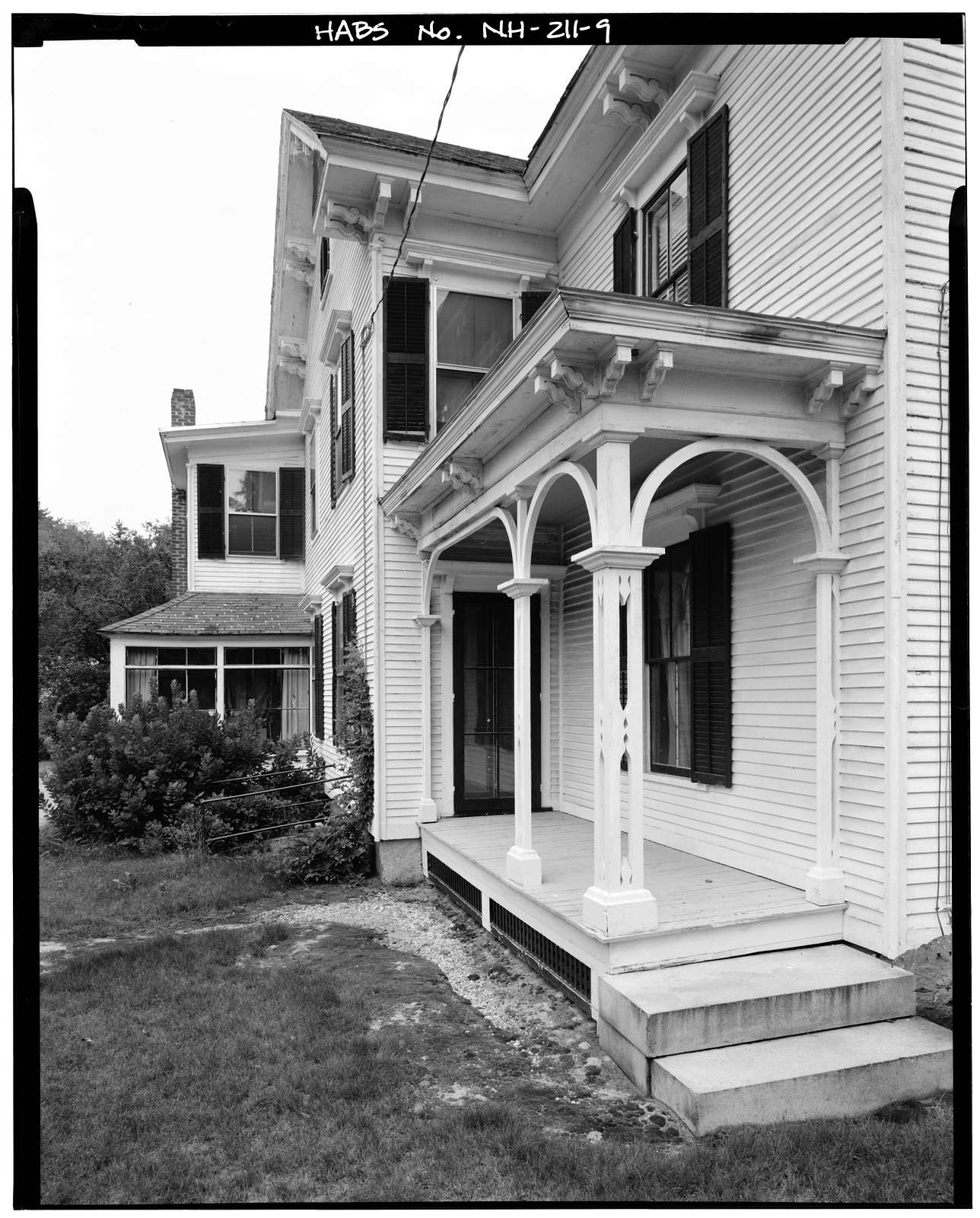Solon W. Stone House, 15 Frost Street, Marlborough, Cheshire County, NH