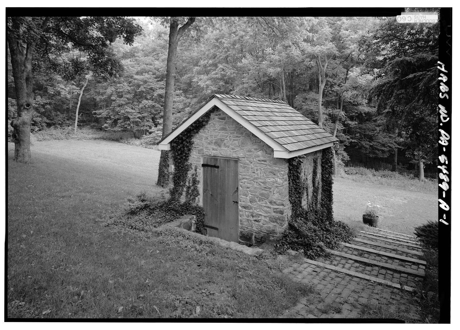 Edgemont, Spring House, 212 Bridgetown Pike, Woodbourne, Bucks County, PA