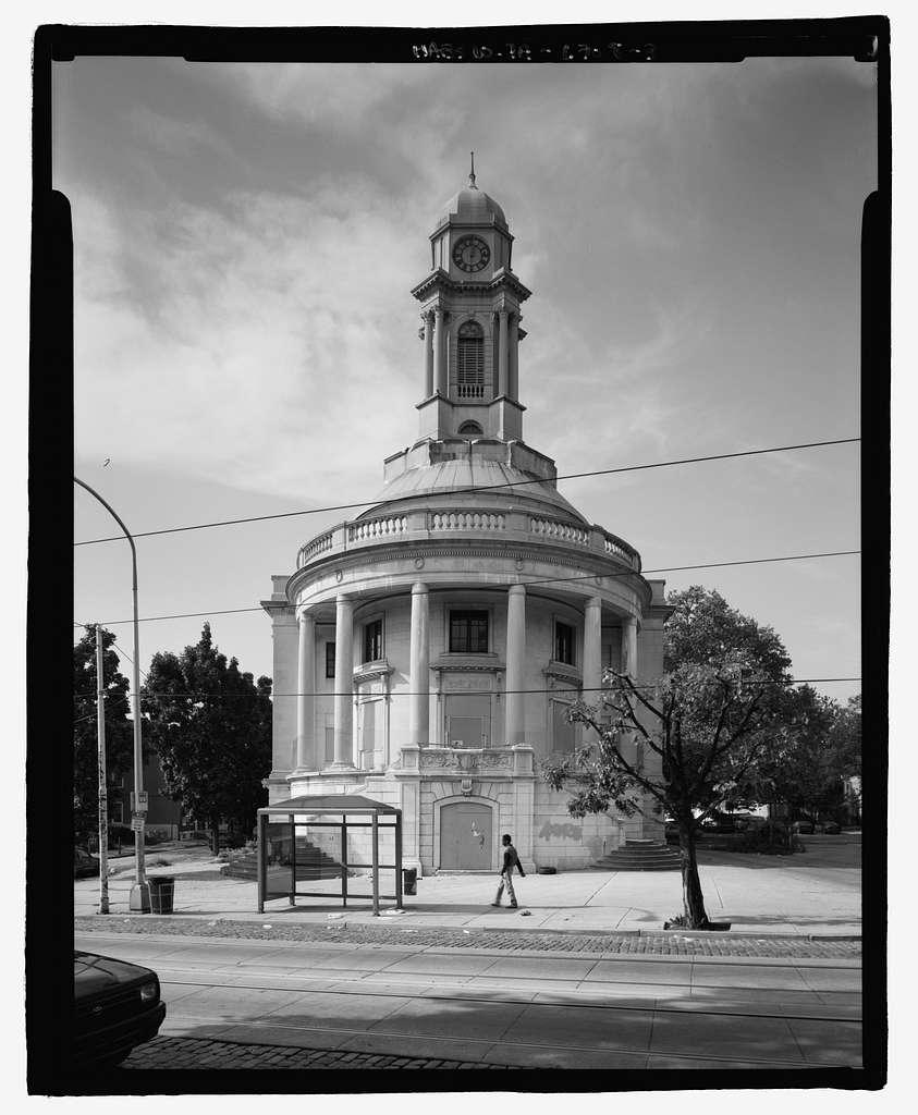 Germantown Town Hall, 5928 Germantown Avenue, Philadelphia, Philadelphia County, PA