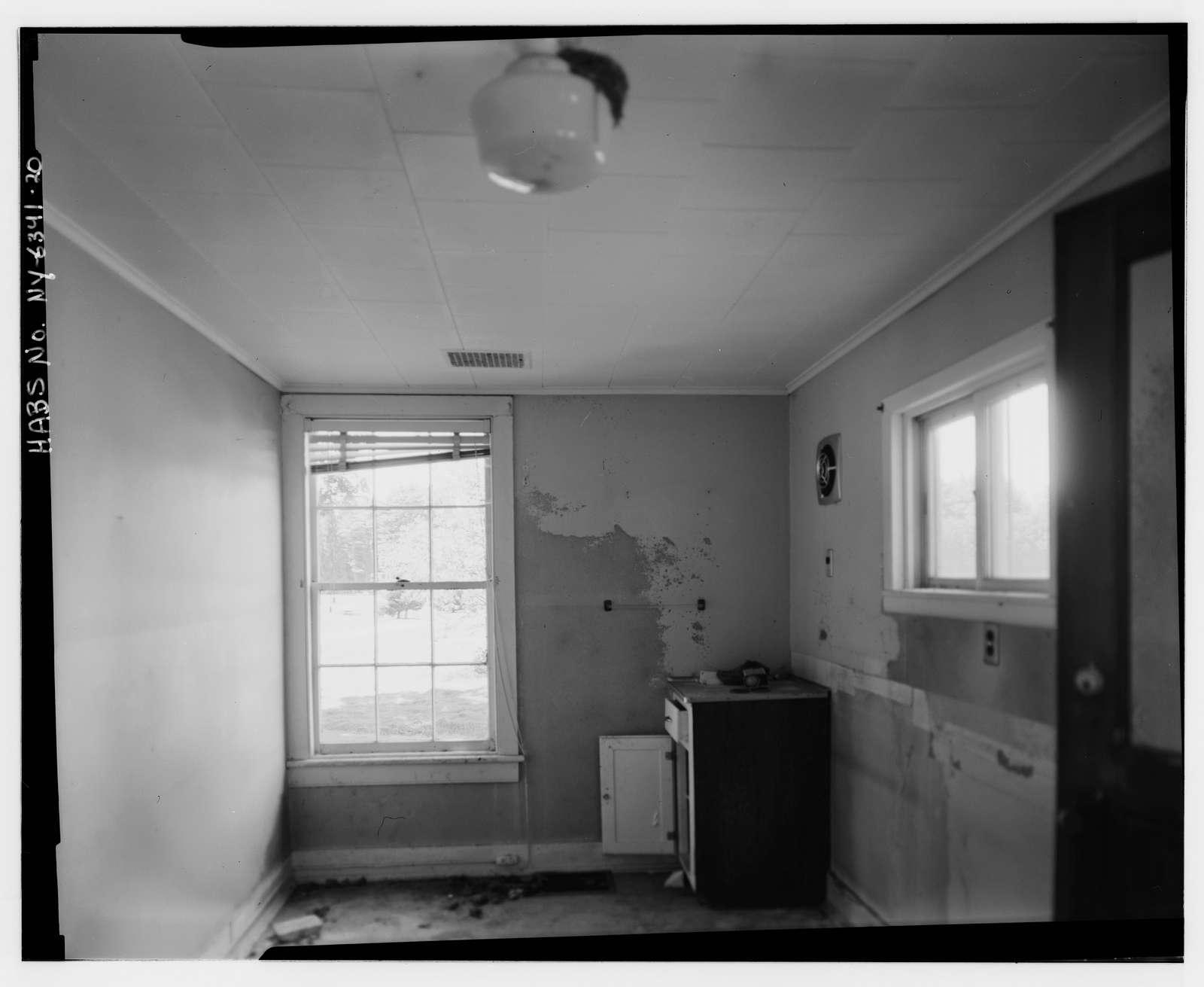 Patrick House, Spa State Park, .75 mile southeast of Gideon Putnam Hotel, Saratoga Springs, Saratoga County, NY