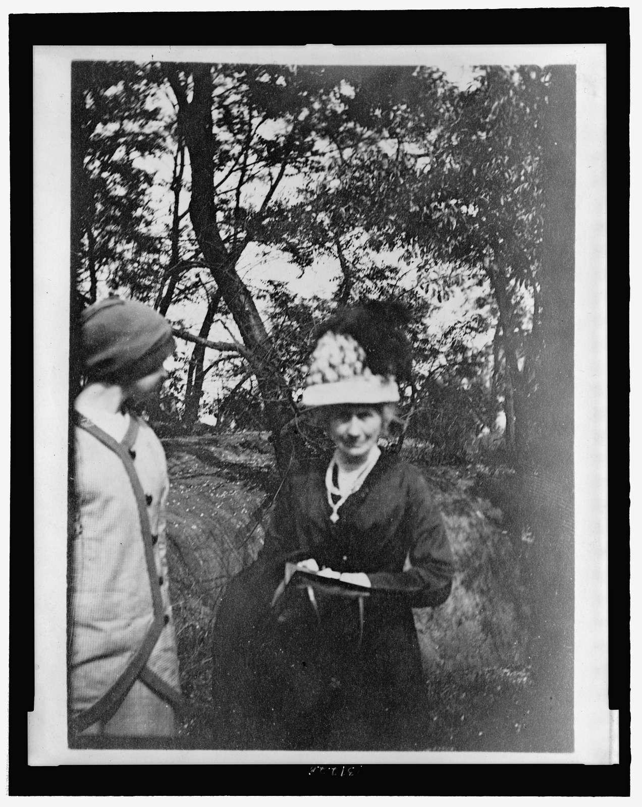 Aunt Addie & Marguerite