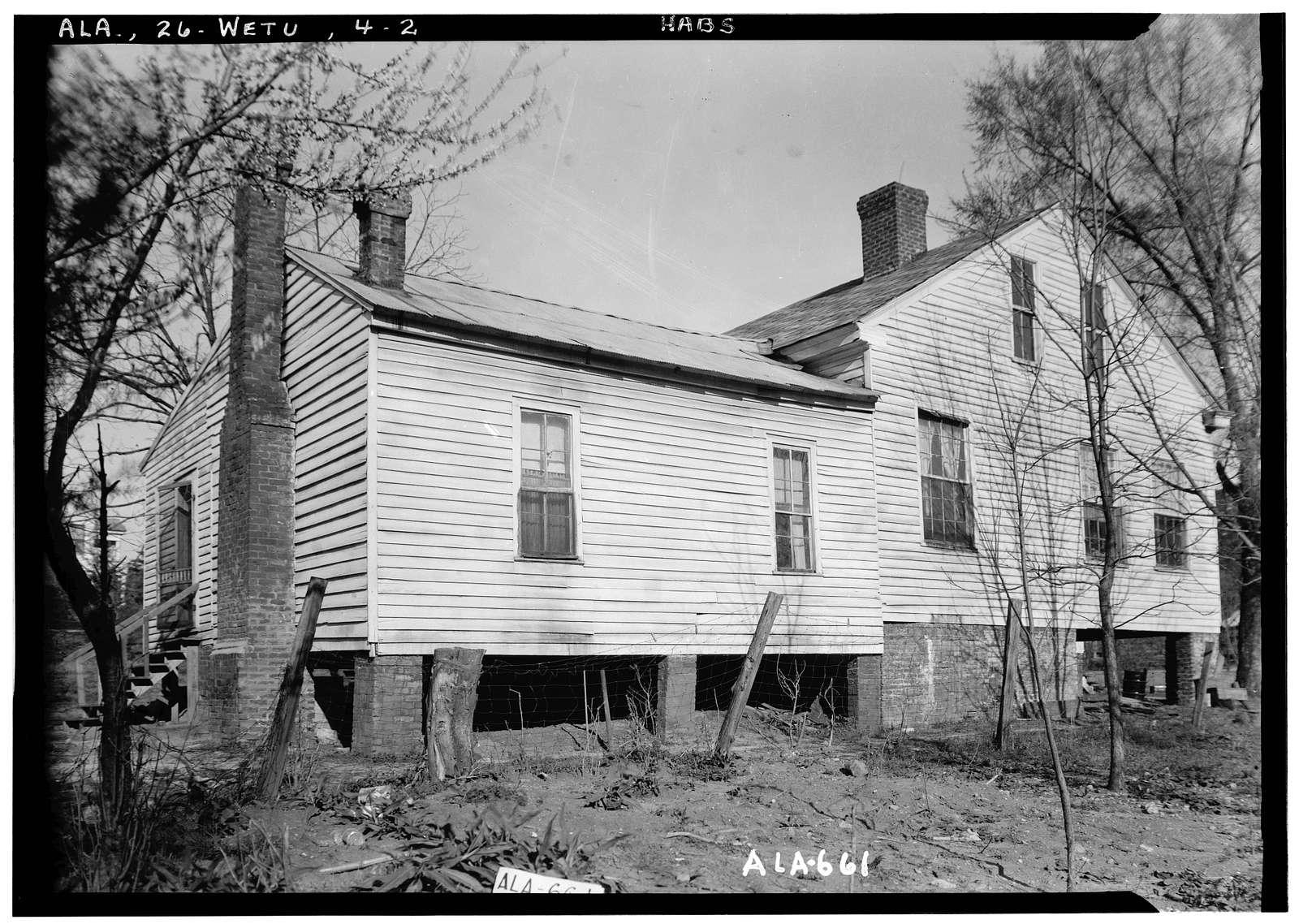 E. L. Smoot House, 705 Mansion Street, Wetumpka, Elmore County, AL