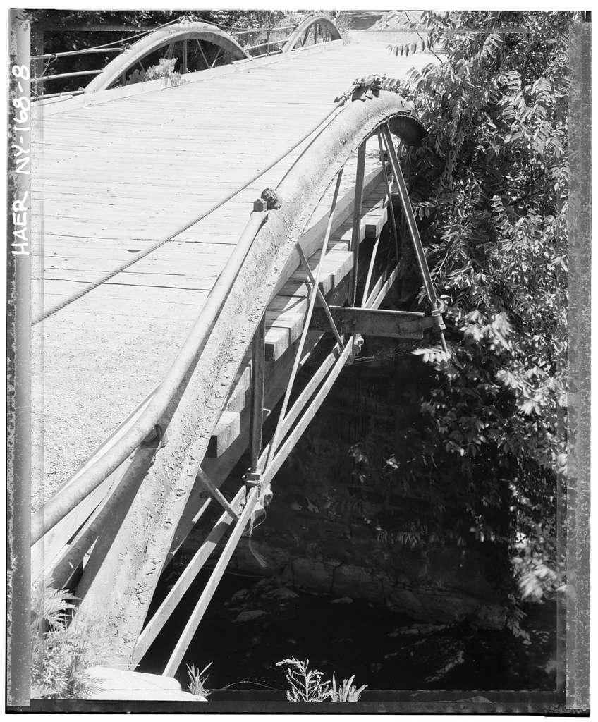 Tioronda Bridge, South Avenue spanning Fishkill Creek, Beacon, Dutchess County, NY