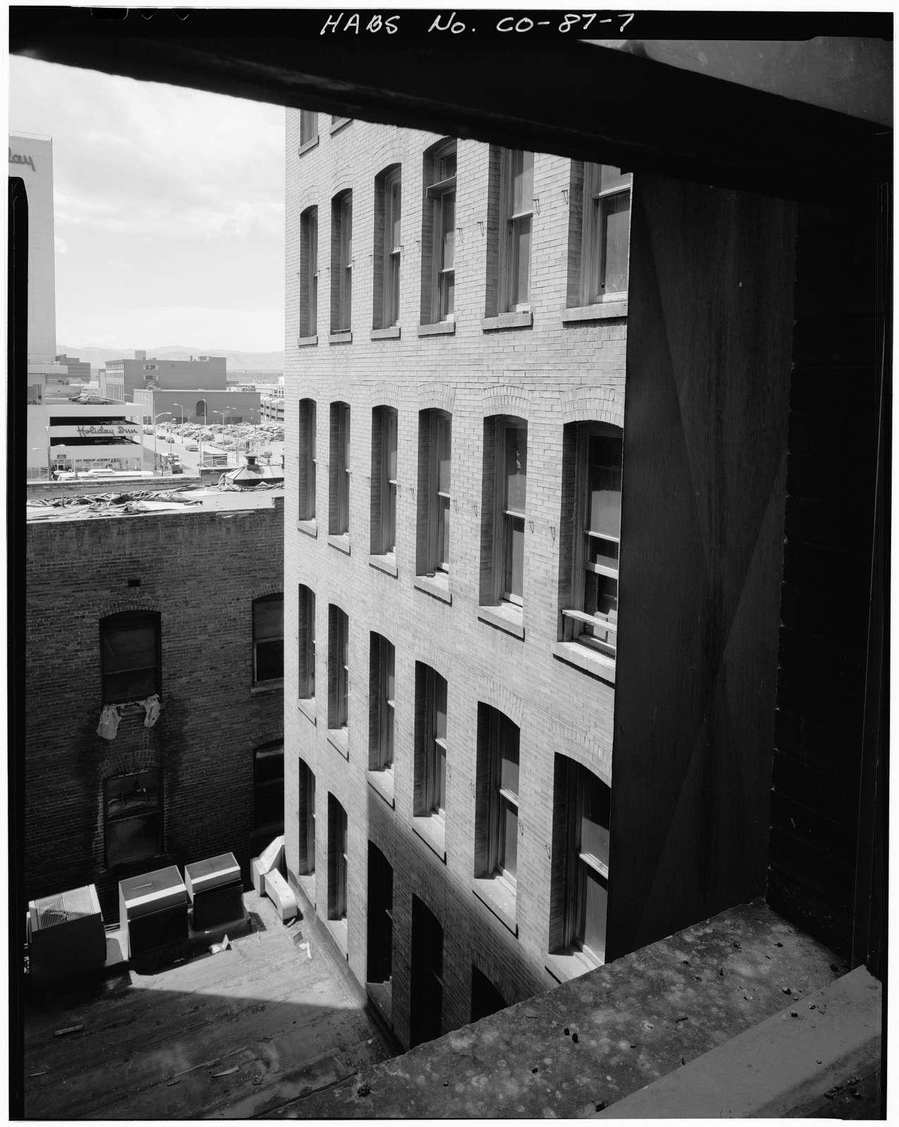 Empire Building, 430 Sixteenth Street, South Corner of Sixteenth Street & Glenarm Place, Denver, Denver County, CO