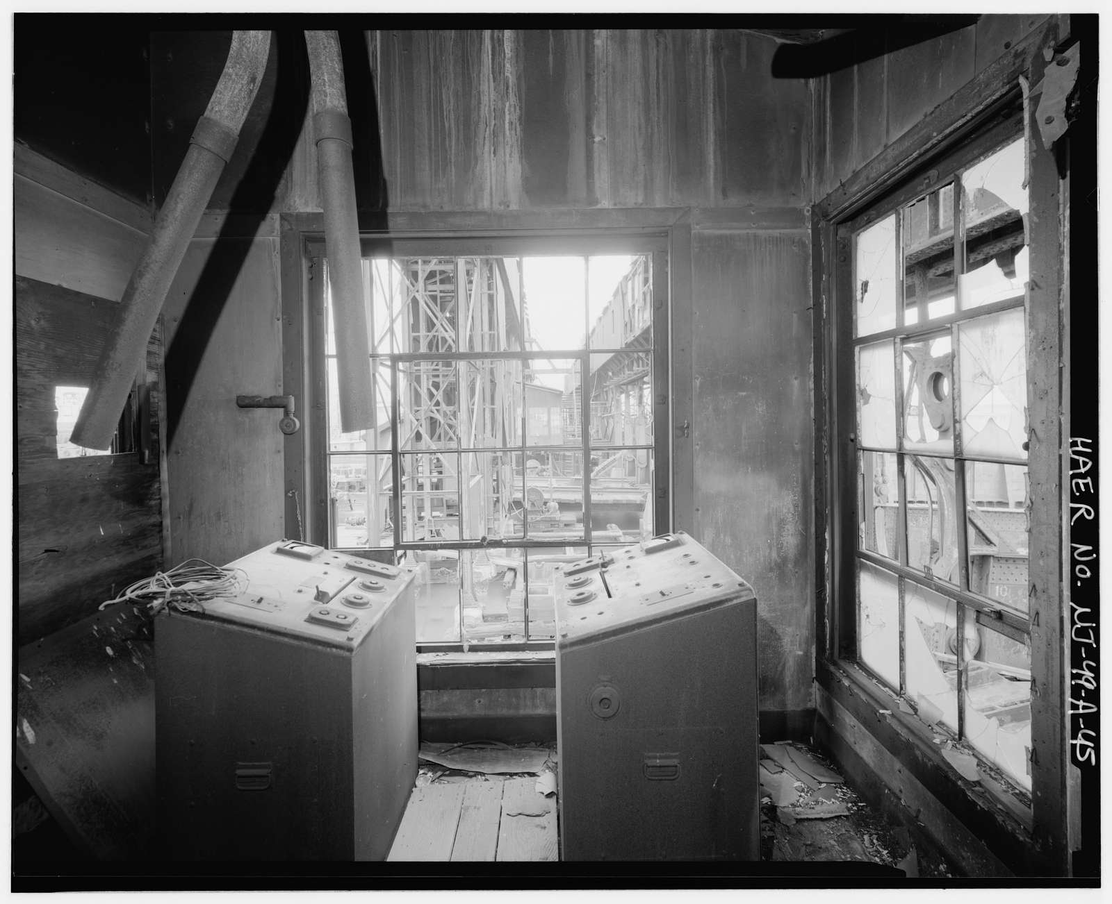 Greenville Yard, Transfer Bridge System, Port of New York/New Jersey, Upper New York Bay, Jersey City, Hudson County, NJ