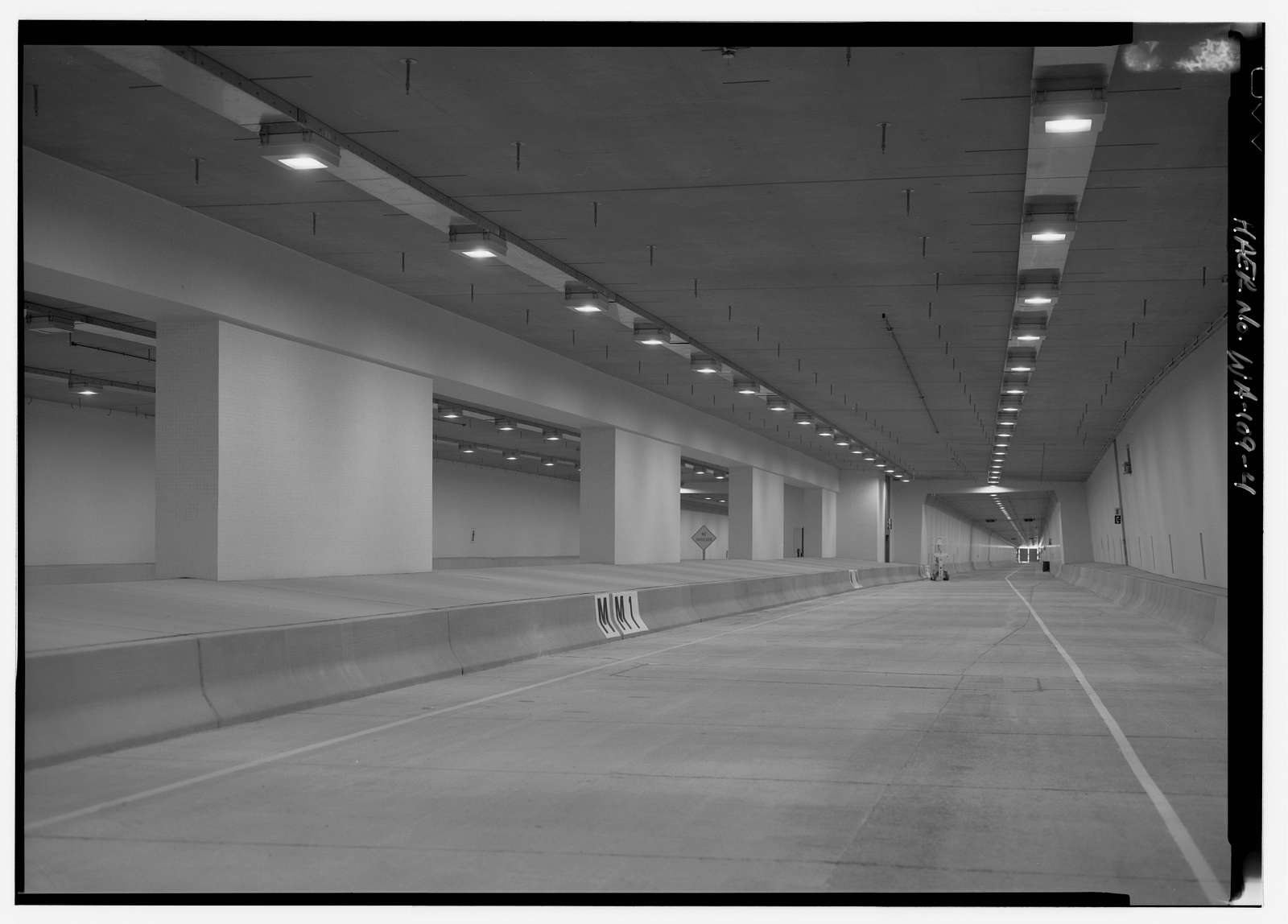 Mount Baker Ridge Tunnel, Interstate 90, passing under Mount Baker Ridge, Seattle, King County, WA