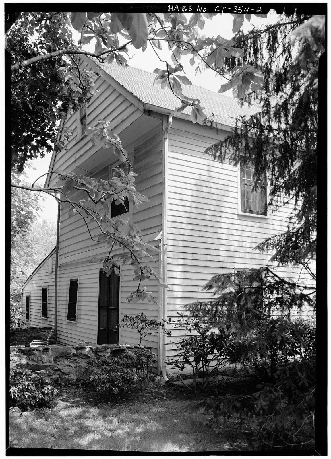 Samuel Knap House, Oxen Walk, 984 Stillwater Road, Stamford, Fairfield County, CT