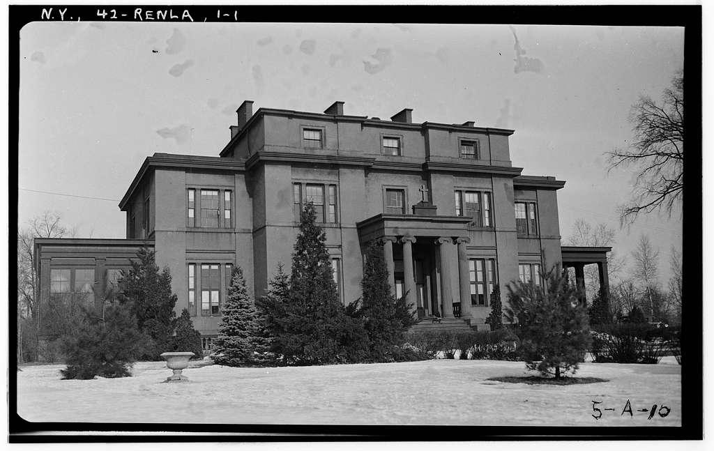 Beverwyck, Washinghton Avenue extension, Rensselaer, Rensselaer County, NY