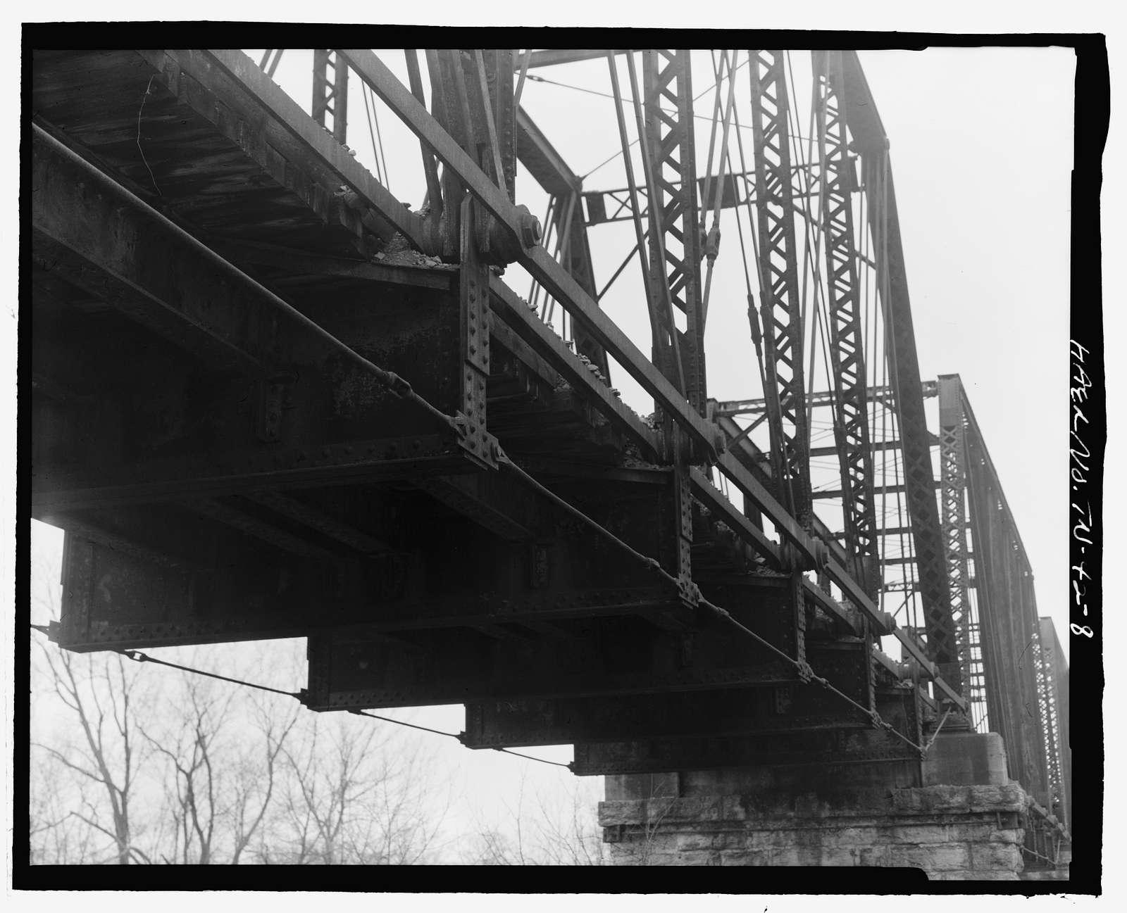 Bridge No. 33.3, Spanning Elk River at Milepost JC-33.3, Fayetteville, Lincoln County, TN