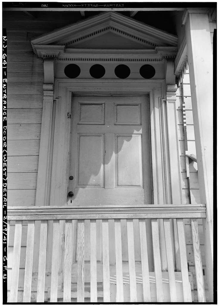 John Sheppard House, Main Street, Greenwich, Cumberland County, NJ