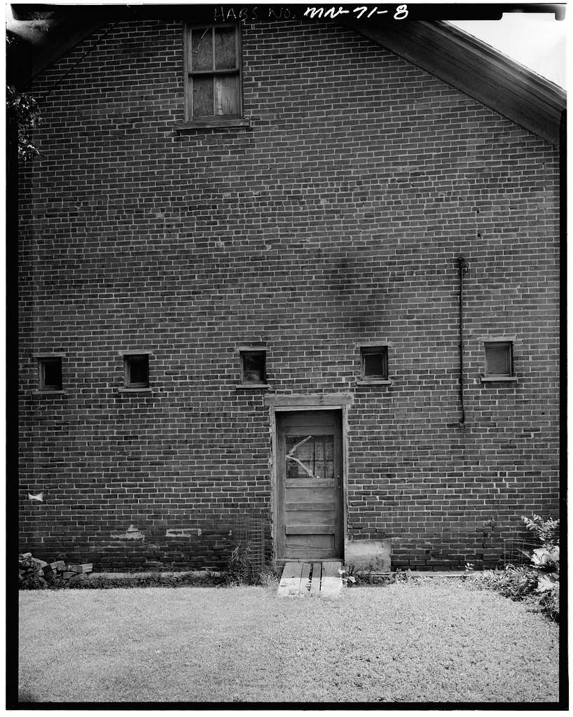 Livery Stable, Walnut Avenue (rear 305 West Main Street), Wabasha, Wabasha County, MN