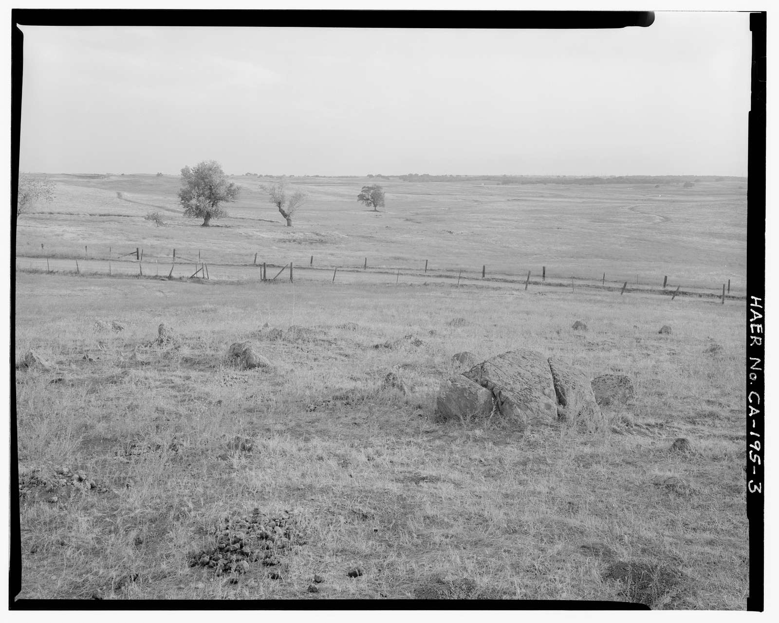 Keefe-McDerby Mine Ditch, East of East Bidwell Street between Clarksville Road & Highway 50, Folsom, Sacramento County, CA