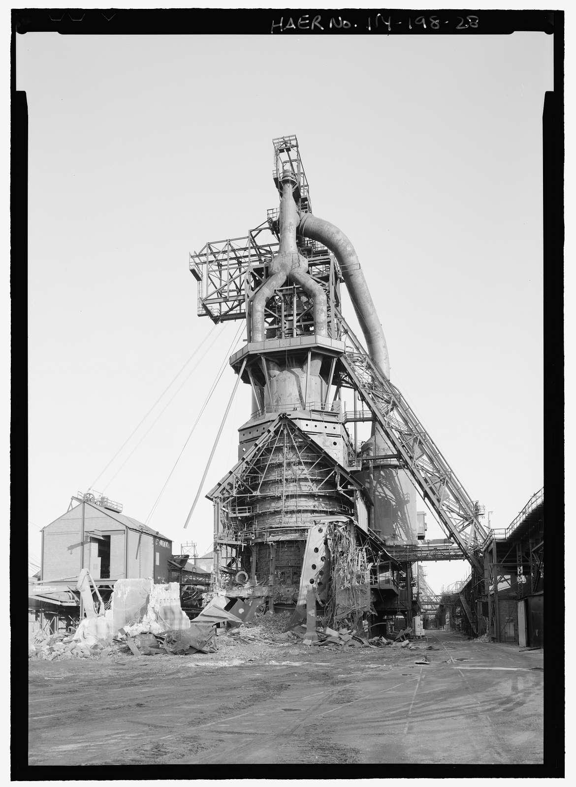 Bethlehem Steel Corporation, Lackawanna Plant, Route 5 on Lake Erie, Buffalo, Erie County, NY