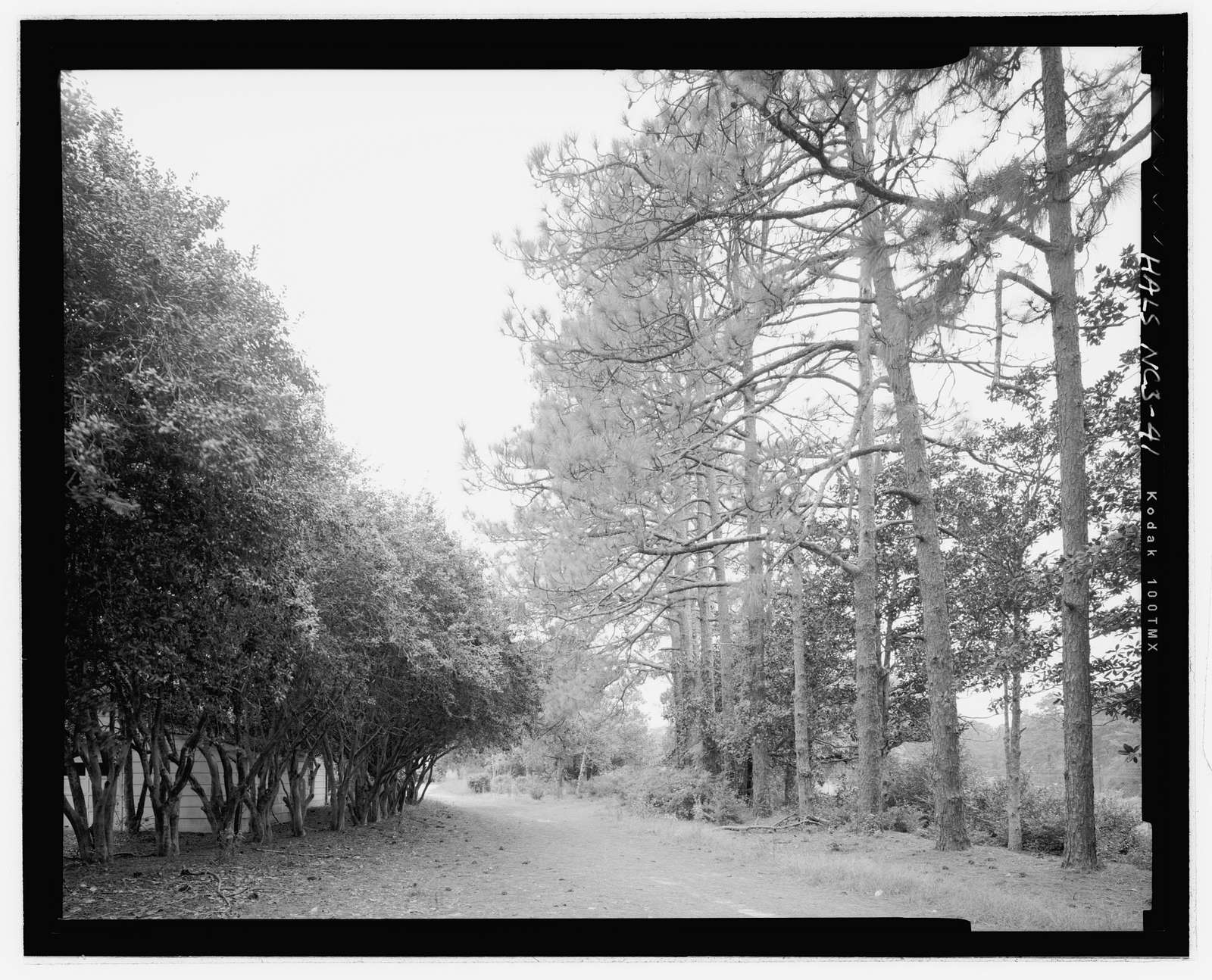 Overhills, Fort Bragg Military Reservation, Approximately 15 miles NW of Fayetteville, Overhills, Harnett County, NC