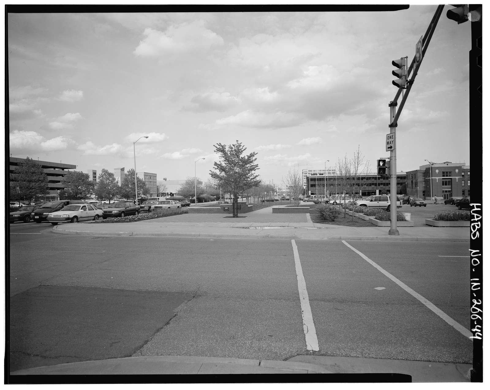 Washington Street Downtown Corridor, Washington Street between Alabama Street & Senate Avenue, Indianapolis, Marion County, IN