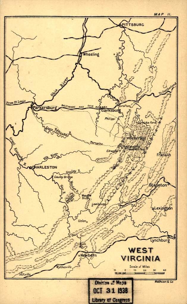 Maps, Wood\'s \