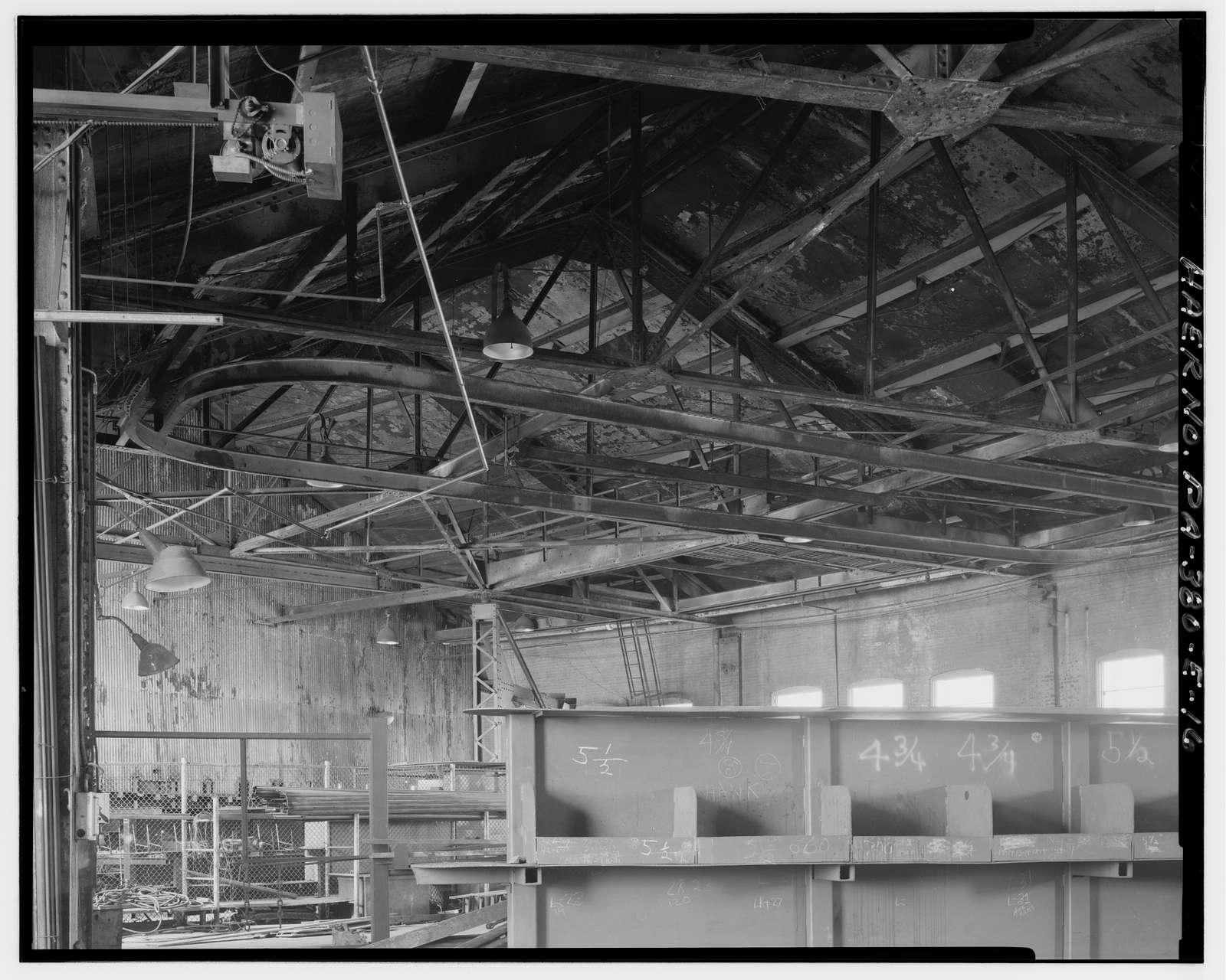 U.S. Steel National Tube Works, Auxiliary Buildings, Along Monongahela River, McKeesport, Allegheny County, PA