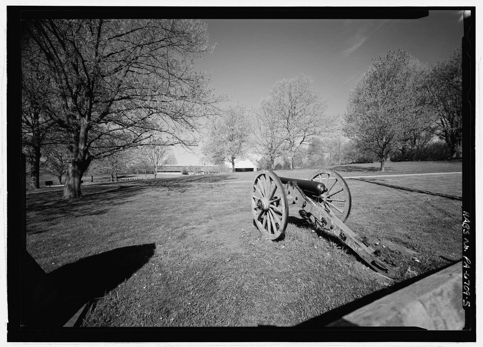 Cyclorama Building, 125 Taneytown Road, Gettysburg, Adams County, PA