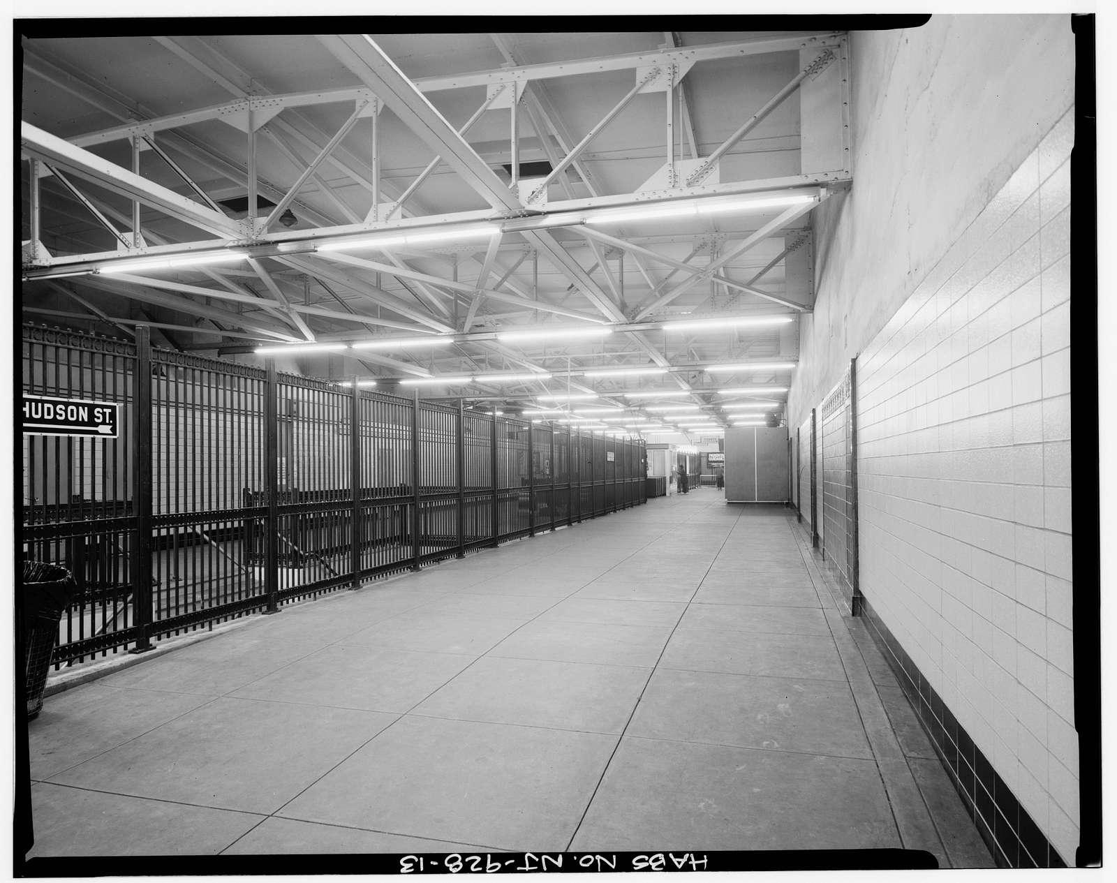 Broadway Subway Station, 30-32 & 33-37 South Broadway, Camden, Camden County, NJ