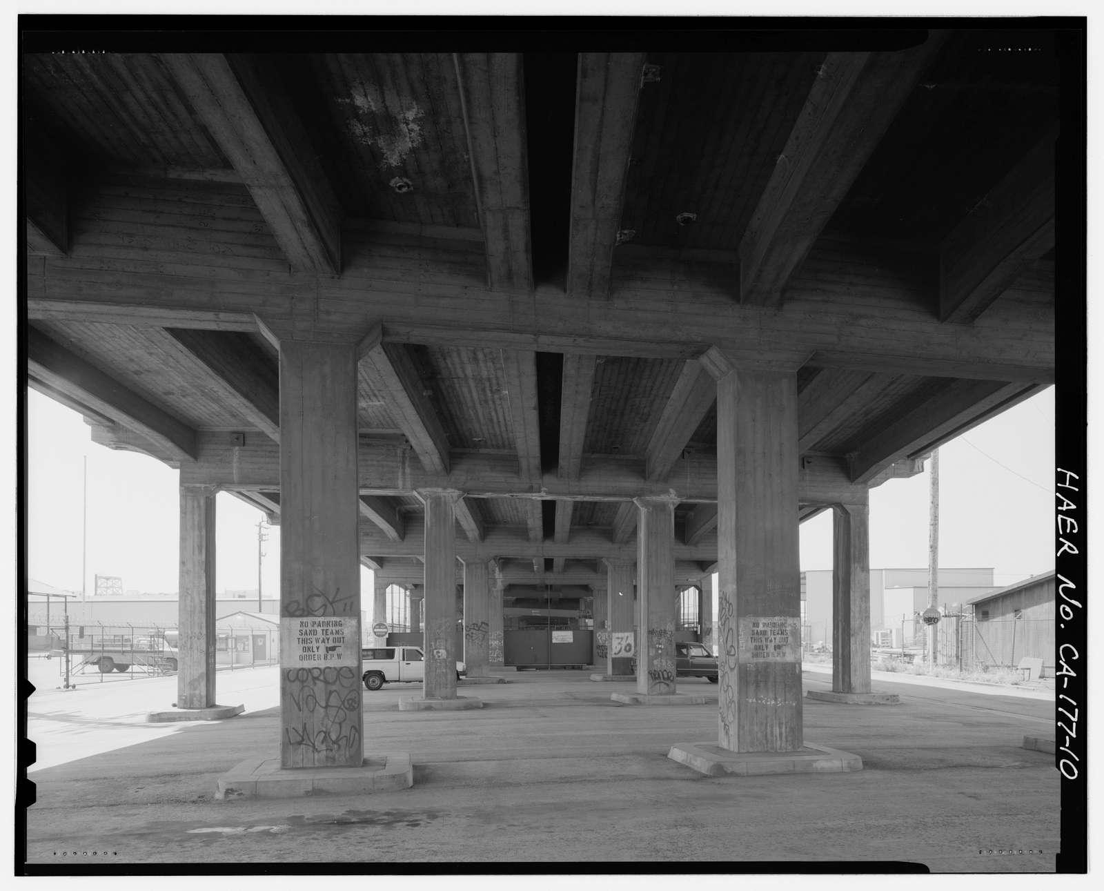 Ninth Street Viaduct, Spanning Los Angeles River at Olympic Boulevard, Los Angeles, Los Angeles County, CA